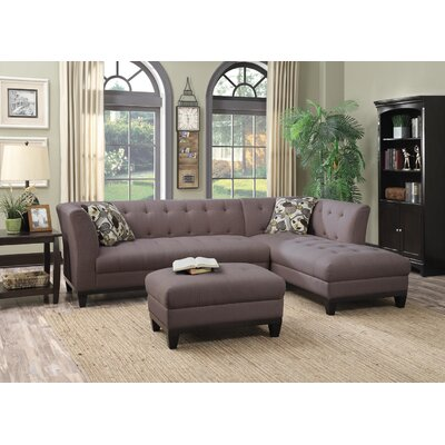 Sierra Blanca Sectional Collection