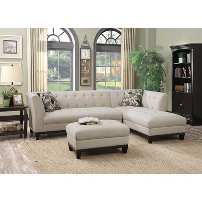 Red Barrel Studio RDBL5824 Sierra Blanca Sectional