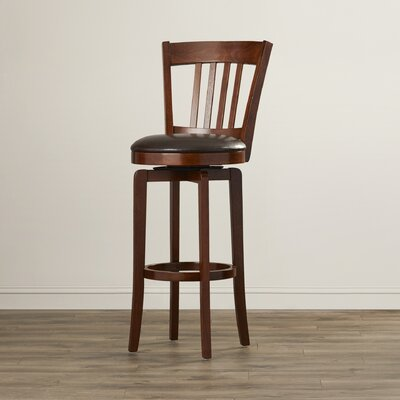 Overland 31 inch Swivel Bar Stool