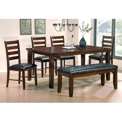 Kauai 6 Piece Dining Set