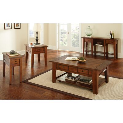 Dan 4 Piece Coffee Table Set