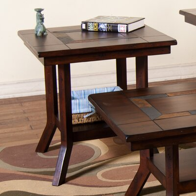 Christian End Table