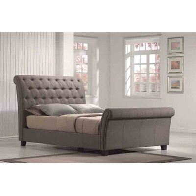 Lilou Upholstered Sleigh Bed