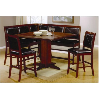 Clyde 6 Piece Counter Height Pub Set