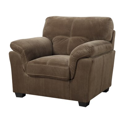 Dickinson Armchair Color: Hemp