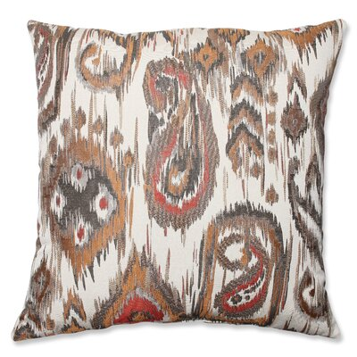 Carillon Throw Pillow Size: 24.5 x 24.5