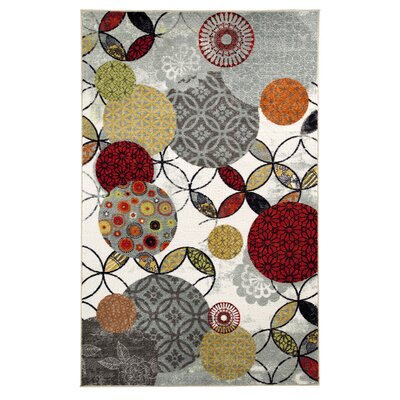 Lake Park Area Rug Rug Size: Rectangle 5 x 8