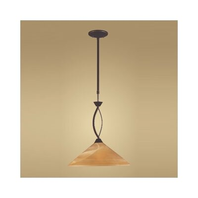 Hagins Mini Pendant Finish: Aged Bronze