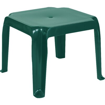 Snake River Side Table (Set of 2) Finish: Green