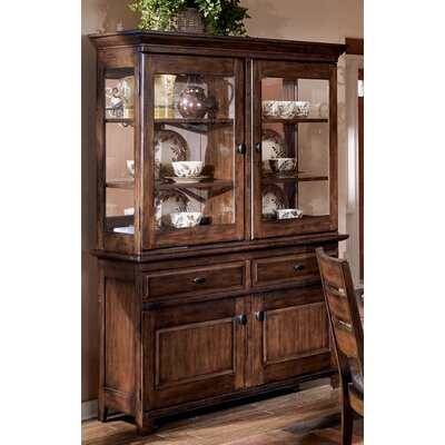 Spencerville Lighted China Cabinet