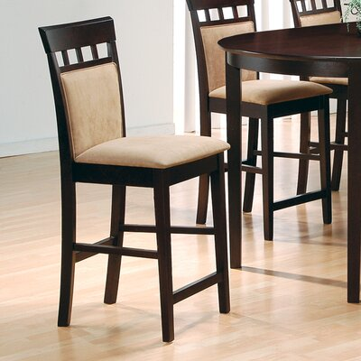 Constitution 24 Bar Stool Finish: Rich Dark Cappuccino
