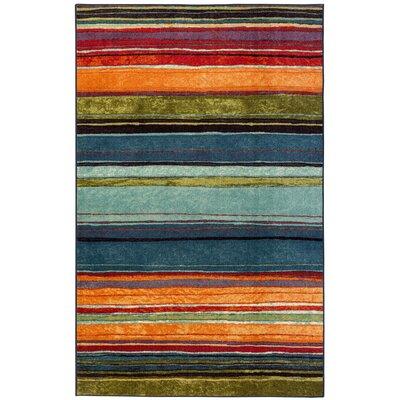 Bartlett Las Cazuela Multi-color Area Rug Rug Size: 5 x 8