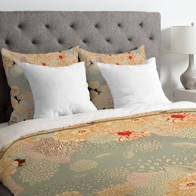 Bently Duvet Cover Size: King, Fabric: Lightweight
