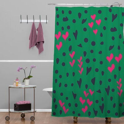 Animal Love Shower Curtain