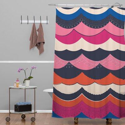 Love Unwavering Shower Curtain