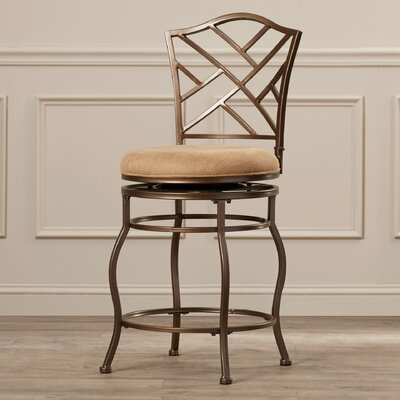 Boundary Bay 24 Swivel Bar Stool