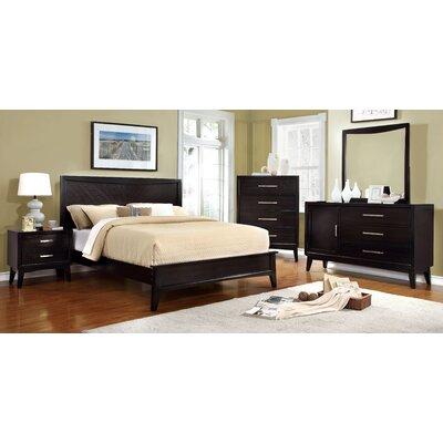 Jacob Platform Customizable Bedroom Set