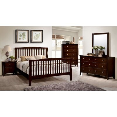 Joshua Panel Customizable Bedroom Set