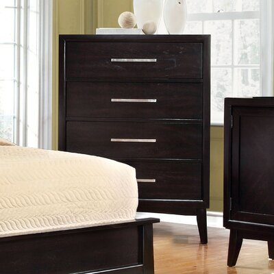 Jacob 4 Drawer Chest