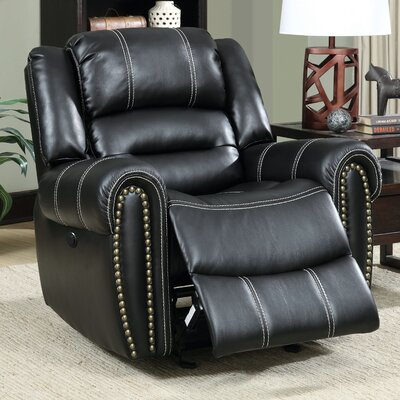 Laura Manual Glider Recliner Reclining Type: Power