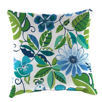 Gallo Indoor/Outdoor Throw Pillow Size: 18 H x 18 W x 4 D