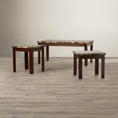Valholl 3 Piece Coffee Table Set