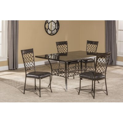 Lunde 5 Piece Dining Set