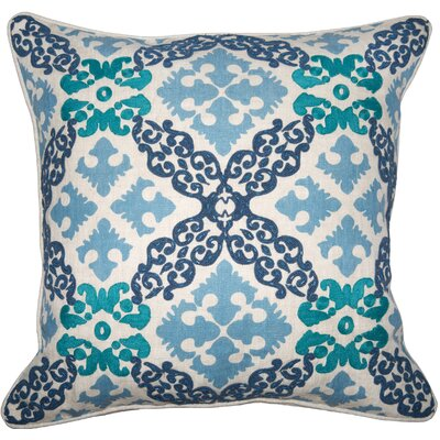 Maeystown Linen Throw Pillow