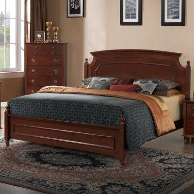 Macon Platform Bed Size: King