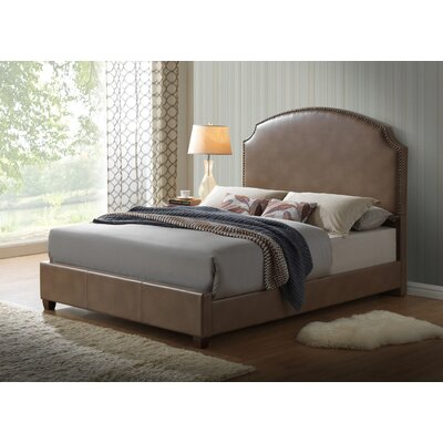 Alchemist Upholstered Platform Bed Size: King