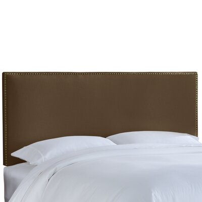 Alchemist Upholstered Panel Headboard Size: Twin