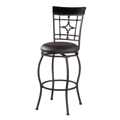 Alchemist Adjustable Height Bar Stool