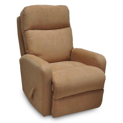 Mahomet Manual Rocker Recliner Upholstery: Kangaroo