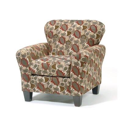 Serta Upholstery Mancha Armchair Upholstery: Smoker