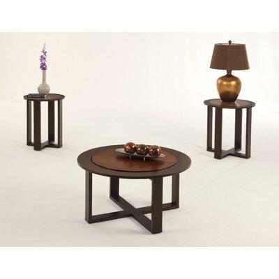 Macomb 3 Piece Coffee Table Set