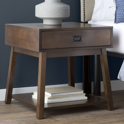 Eccentric End Table