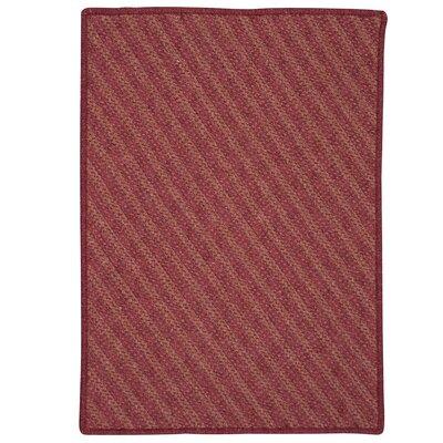 Ommegang Hand-Woven Cedar Area Rug Rug Size: 6 x 9