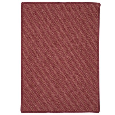 Ommegang Hand-Woven Cedar Area Rug Rug Size: 8' x 10'
