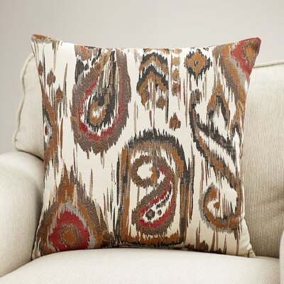 Carillon Throw Pillow Size: Medium