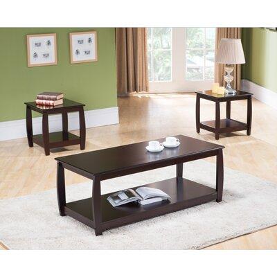 Canterbury 3 Piece Coffee Table Set