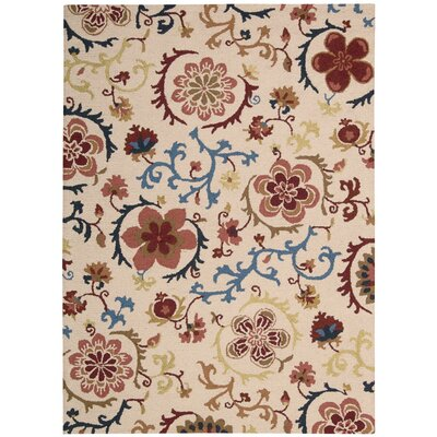 Anders Hand-Tufted Ivory Area Rug