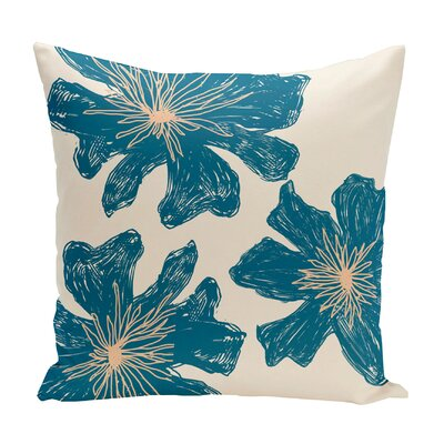 Broad Brook Outdoor Throw Pillow Color: Off White