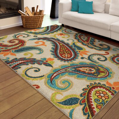 America Area Rug Rug Size: 78 x 1010
