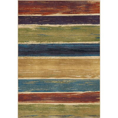 Ames Area Rug Rug Size: 53 x 76