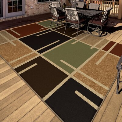 Anaya Indoor/Outdoor Area Rug Rug Size: 52 x 76