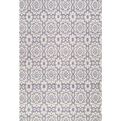 Bromley Purple Area Rug Rug Size: 5 x 8