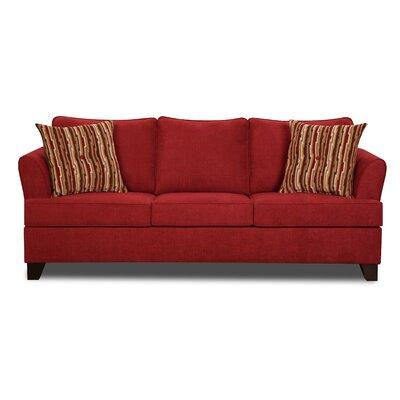 Simmons Upholstery Antin Queen Sleeper Sofa Upholstery: Algerian