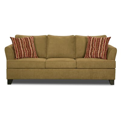 Simmons Upholstery Antin Queen Sleeper Sofa Upholstery: Treasure