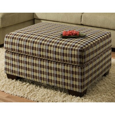 Brownridge Simmons Upholstery Cocktail Ottoman