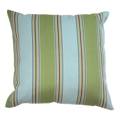 Mad Malts Outdoor Throw Pillow Fabric: Opal